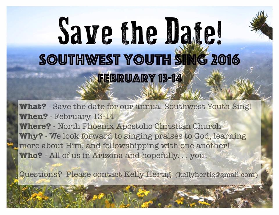 Southwest Youth Sing 2016a